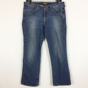 Lucky Brand Jeans 8/29 Sweet' N Low Cropped